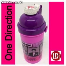 Pop-Up-Flasche 500ml Rosa One Direction