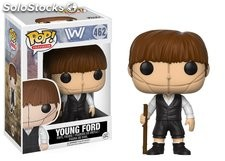 Pop! Westworld - Young Ford