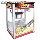 Popcorn machine - mod. pc 6 - n. 1 pot - capacity: 110 gr corn - power w 1300 -