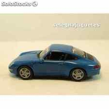 Porsche 911 carrera 4s coupe 1995 - 1/43 high speed