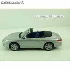 Porsche 911 carrera cabrio - 1/43 high speed coche escala