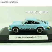 Porsche 911 carrera rs 2.7 1973 (vitrina) escala 1/43 high speed