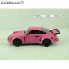 Porsche 911 carrera rs 2.7 1974 escala 1/43 high speed coche