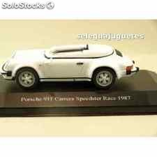 Porsche 911 carrera speedster (vitrina) 1987 race - 1/43 high speed