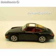 Porsche 911 carrera targa 1995 escala 1/43 high speed