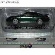 Porsche 911 gt3 1999 - 1/43 high speed coche escala