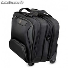 "Port Designs - manhattan Trolley 15.6"""" Trolley case Negro"