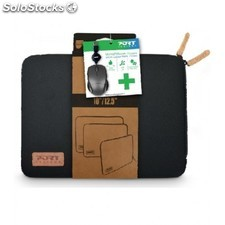 "Port Designs - torino 12.5"""" Sleeve case Negro"
