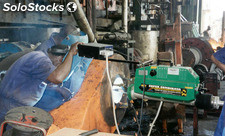 Portable In Line Boring and Rotary Welding Machine Tools Line Boring
