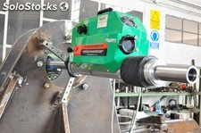 Portable In Line Boring and Welding Machine Tools Made in Italy
