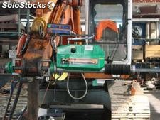 Portable line boring machine tool