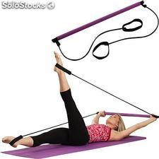 Portable pilates studio, set de pilates portatil.