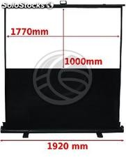 Portable Projection Screen 1770x1000mm 16:9 DisplayMATIC (OT64)