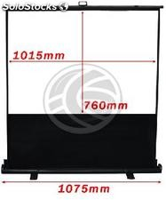 Portable Projection Screen 4:3 DisplayMATIC 1015x760mm (OT51)