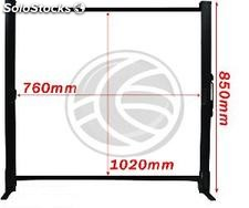Portable Projection Screen 4:3 DisplayMATIC table 1020x760mm (OT72)