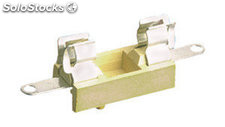 Portafusible a Pinza para Fusible 5 x 20 mm Electro Dh 06.079 8430552002689