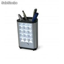 Portalapices con luz led