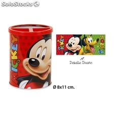 Portalapices metal Mickey DISNEY Oferta
