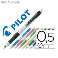 ✅ portaminas pilot super grip 0,5 mm -unidad (pack de 60)