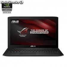 Portatil ASUS gl552vw-dm151t - i7-6700hq 2.6ghz - 16gb - 1tb - geforce gtx960m