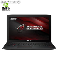 Portatil asus GL752VW-T4065D - I7-6700HQ