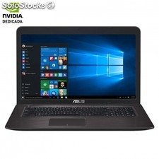 Portátil asus P756UV-T4279R - I5-7200U 2.5GHZ - 8GB - 1TB - geforce 920MX 2GB -