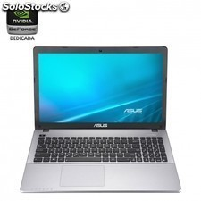 Portatil ASUS r510jf-xx019 - i5-4200h 2.8ghz - 4gb - 500gb - geforce 930m 2gb