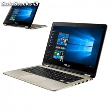 "Portatil asus TP301UA-DW010T - I3-6100 2.30GHz - 4GB - 500GB - 13.3""/33.7CM hd"