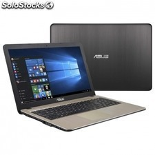"Portatil ASUS x540sa-xx004t - intel n3050 1.6ghz - 4gb - 500gb - 15.6""/39.6cm"
