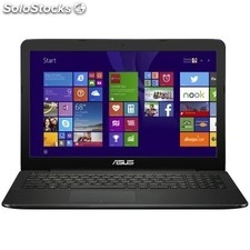 "Portátil asus X554LA-XX370H Intel Core i5 4GB 500GB Windows 8.1 15.6"" negro"