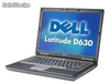 Portatil Dell d630 Core 2 Duo 2200 Mhz, 2048 Ram, 80 Gb hdd, dvd rw,Bateria Nova