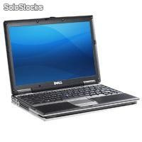 Portatil Dell Latitude d420 Core Duo 1200 Mhz com 1024 Mb Ram e 80 Gb hdd,dvdrw