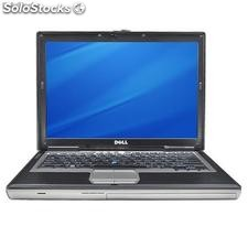Portátil Dell Latitude d630 Core 2 Duo 2000 Mhz, 2048 Mb Ram, 120 hdd