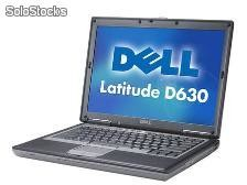 Portatil Dell Latitude d630 Core 2 Duo 2000 Mhz, 2048 Mb Ram, 80 Gb hdd, dvdrw,