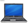 Portátil Dell Latitude d630 Core 2 Duo 2000 Mhz, 2048 Mb Ram, 80 hdd, combo