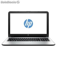 Portátil hewlett packard 15-AC100NS Intel Core i3-5005U 2.0GHz 4GB 1TB Windows