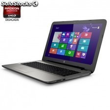 Portatil HP 15-ac005ns - i5-5200u 2.2ghz - 4gb - 500gb - rad r5 m330 2gb -