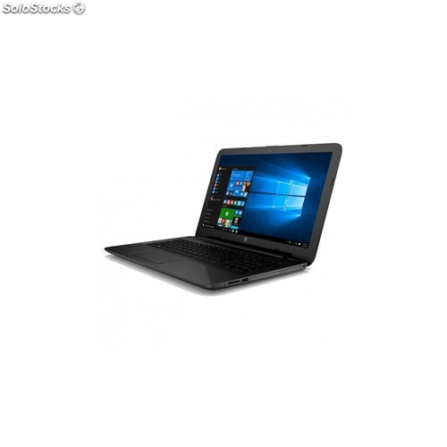 "Portatil hp 15-AY005NS - I3-5005U 2 GHz - 4GB - 500GB - 15.6""/39.6CM hd - DVD rw"