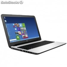 "Portatil hp 15-AY512NS - I3 5005U 2GHZ - 4GB - 128GB ssd - 15.6""/39.6CM hd"