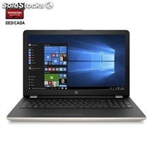 "Portatil hp 15-BS023NS I7-7500U 8GB 1TB 15.6"" radeon 530 4GB W10"