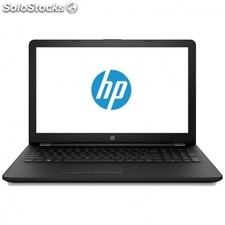 "Portátil hp 15-BS035NS - I5-7200U 2.5GHZ - 8GB - 1TB - 15.6""/39.6CM hd - DVD rw"