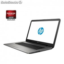Portatil hp 17-X100NS - I5-7200U 2.5GHz - 8GB - 1TB - rad R7 M440 2GB -
