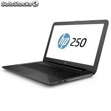 "Portatil HP 250 g4 m9s72ea - intel n3050 1.6ghz - 4gb - 500gb - 15.6""/39.6cm"