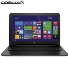 "Portatil HP 250 g4 n0z91ea - i3-5005u 2ghz - 4gb - 500gb - 15.6""/39.6cm hd -"
