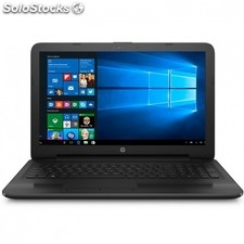 "Portatil hp 250 G5 W4N56EA - I3-5005u 2GHz - 4GB - 128GB ssd - 15.6""/39.6CM hd -"