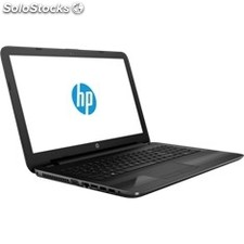 "Portatil hp 250 I3-5005U 15.6"" 4GB"