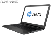Portátil hp 255 G4 N0Z85EA amd Dual Core E1-6015 4GB 500GB Windows 10 Home