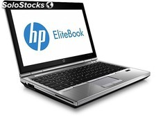 Portatil Hp EliteBook 2570p Core i5 3360M a 2,8 Ghz. 8 Gb 250 Gb TFT12,5 win7p