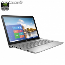 Portatil hp envy 15-ae100ns - i7-6500u 2.5ghz - 16gb - 1tb - geforce