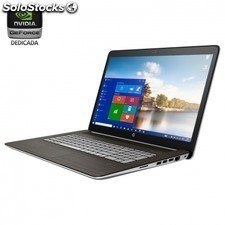 Portatil HP envy 17-n100ns - i7-6700hq 2.6ghz - 12gb - 1tb - geforce gtx 950m